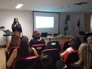 13.02.2020 - 10. Reunião da Rede de Ouvidorias - Fátima Patú, do Hemope