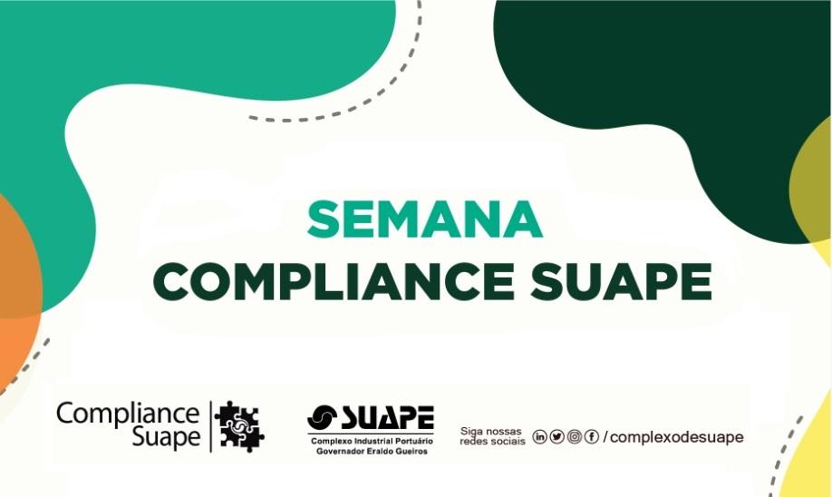 """Integrantes da SCGE participam da """"Semana Compliance Suape"""""""