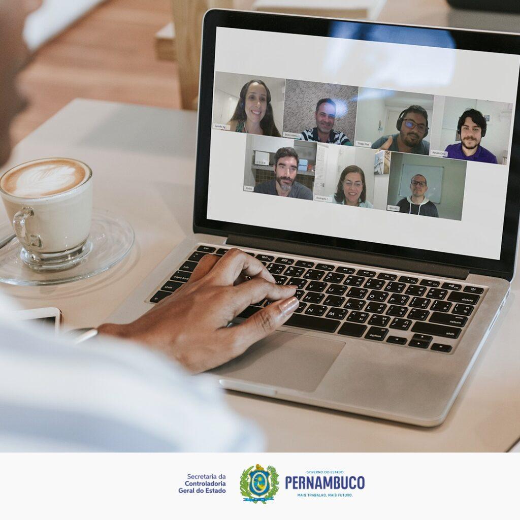 Servidores da SCGE participam de cursos de Segurança da Informação e Privacidade